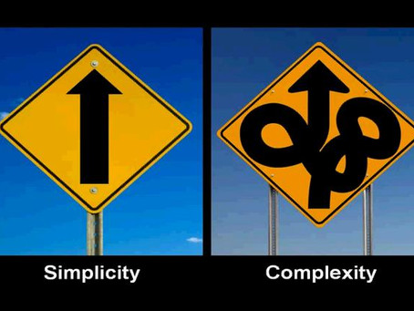 Simplicity is King