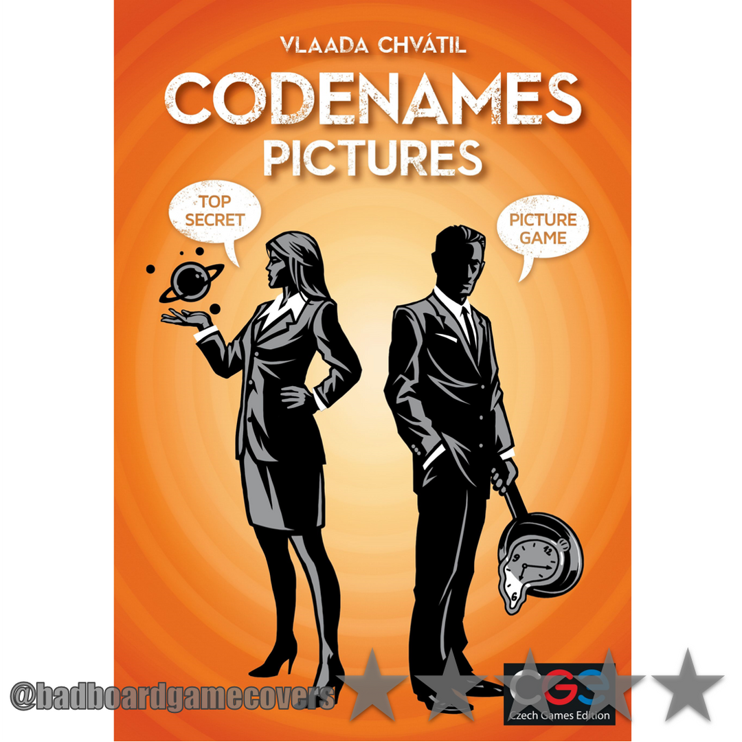 Solution - Codenames: Pictures