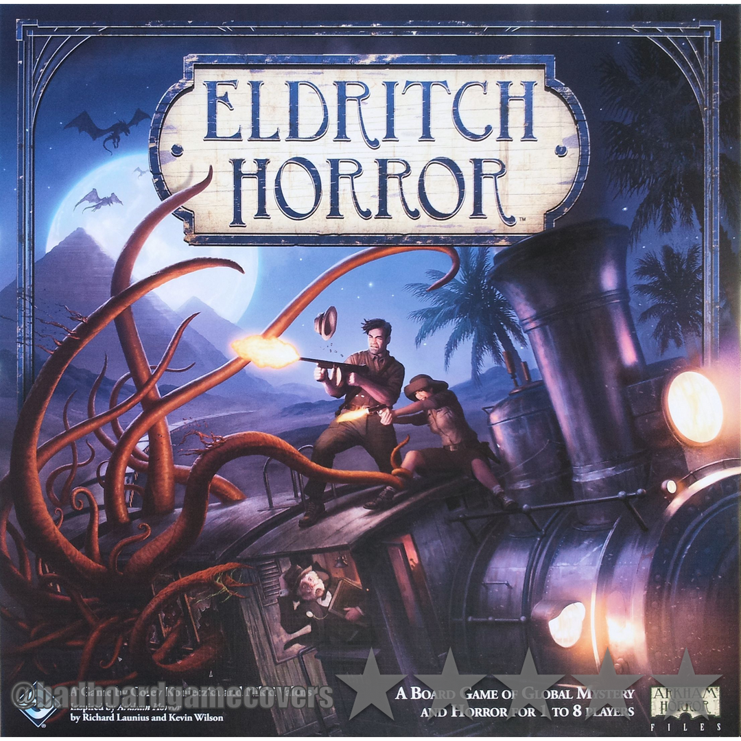 Solution - Eldritch Horror