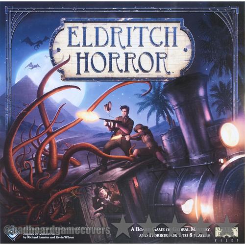Solution - Eldritch Horror