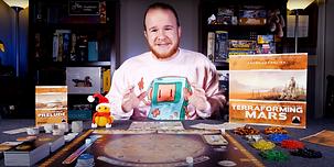 Board Game Content Creator