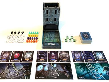 Under The Radar Kickstarter & Gamefound Projects