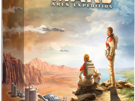 Terraforming Mars - The Ares Expedition