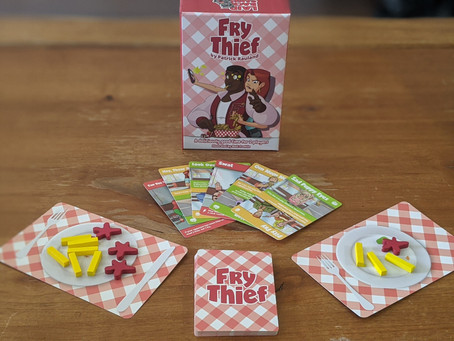Fry Thief - Preview