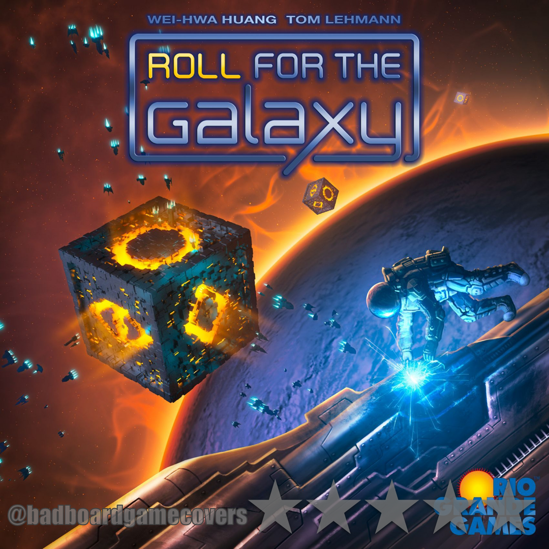 Solution - Roll for the Galaxy