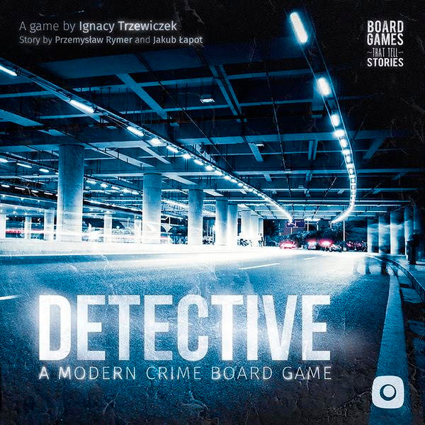 Solution - Detective: A Modern Crime Board Game