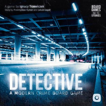 Solution - Detective: A Modern Crime Board Game