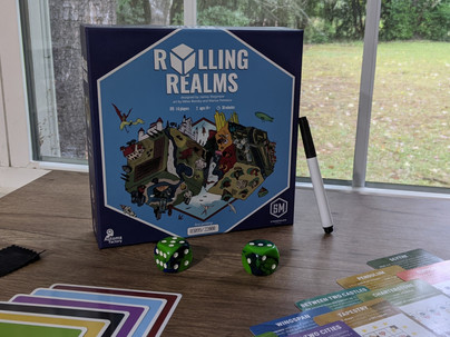 Rolling Realms: Is It For You?