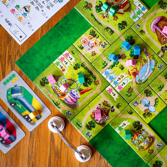 Unfair - Spectacular Board Game Photography
