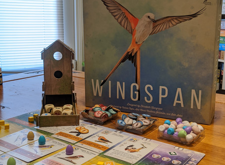 3 Things I Love About Wingspan