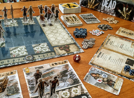 3 Things I Love... Dead of Winter