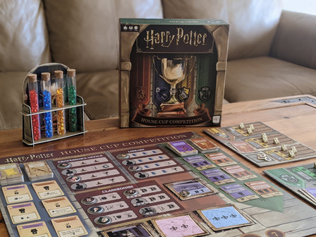 Harry Potter: House Cup Competition - Review
