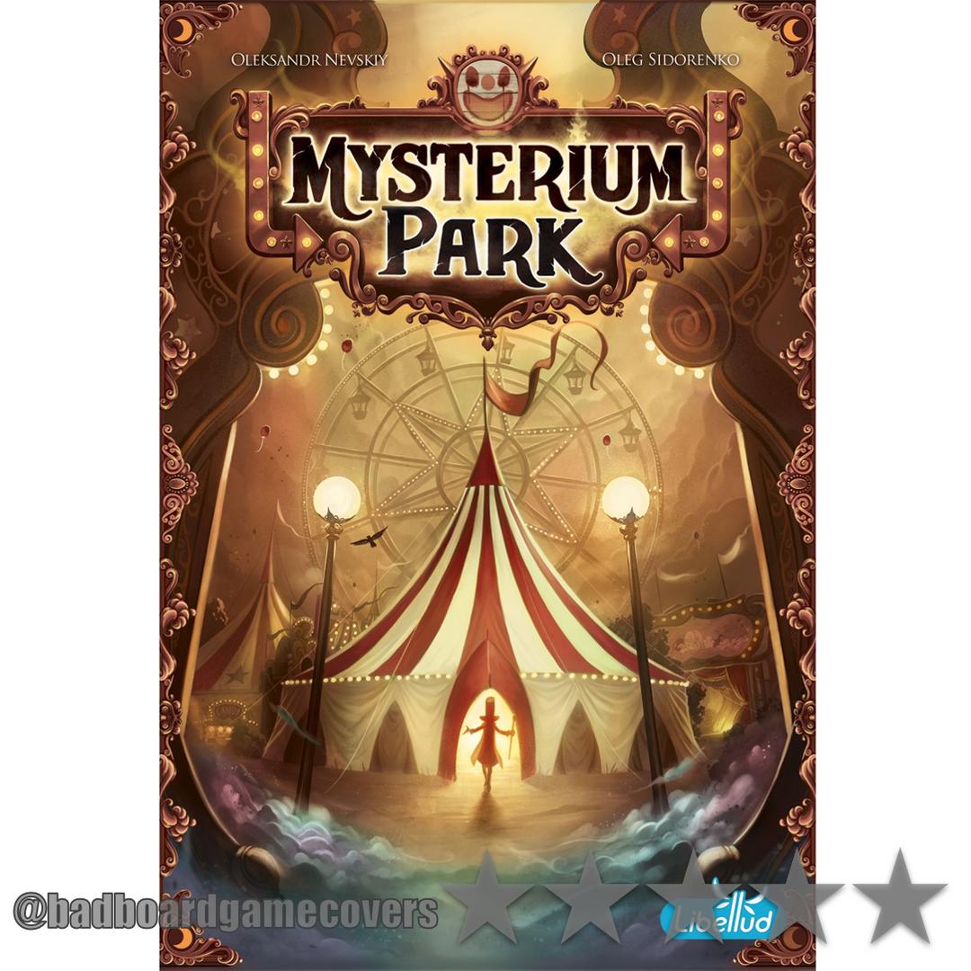 Solution - Mysterium Park