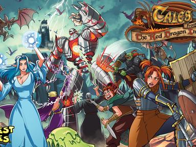 This Week's Hottest Kickstarter & Gamefound Projects