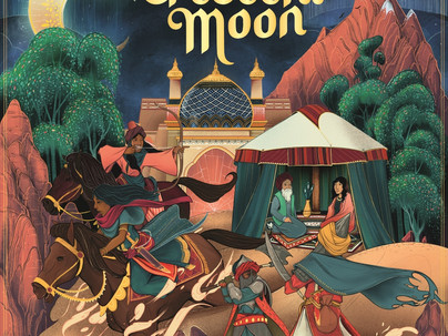 Osprey Games Announces Crescent Moon