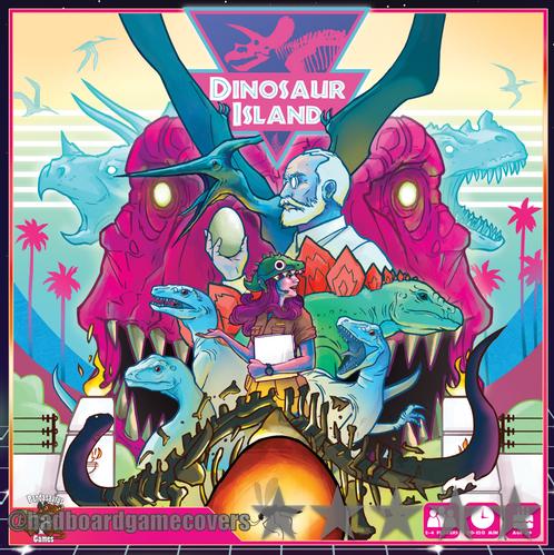 Solution - Dinosaur Island