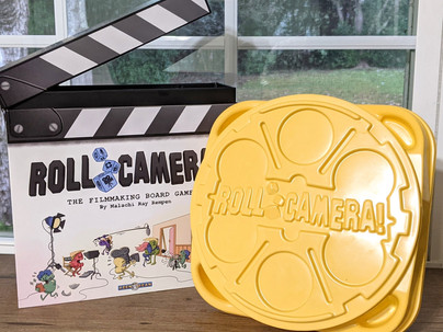 Roll Camera! - A Worthwhile Thematic Co-Op?
