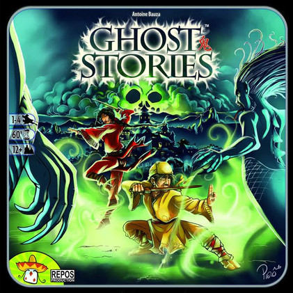 Solution: Ghost Stories