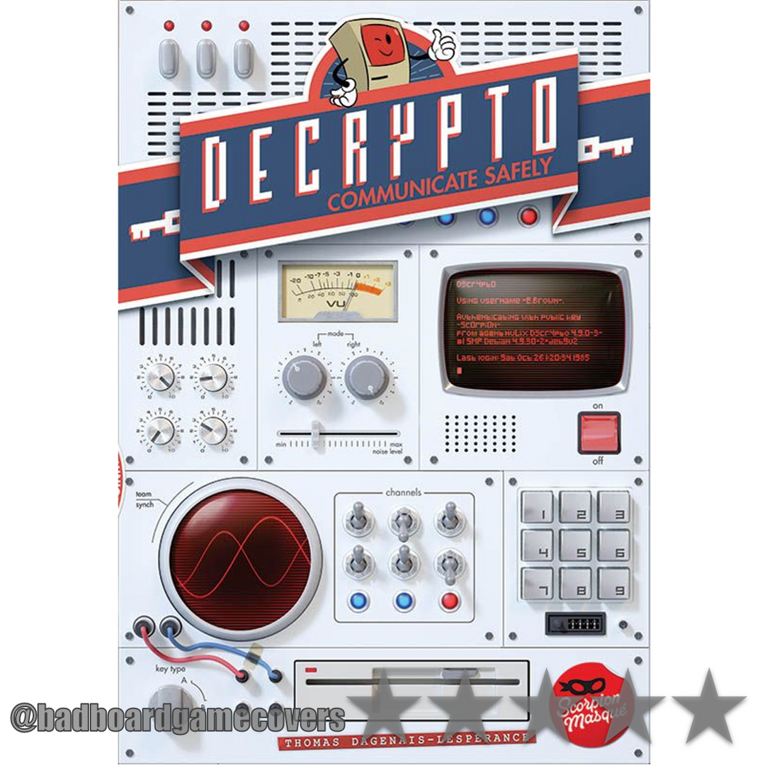 Soultion - Decrypto