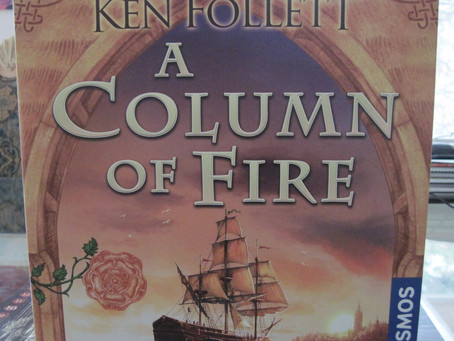 3 Things I Love About A Column of Fire