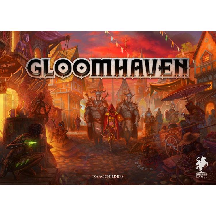 Solution: Gloomhaven