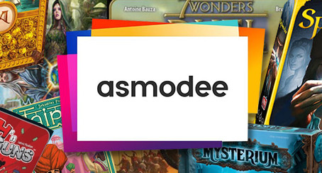 Asmodee Continues to Grow