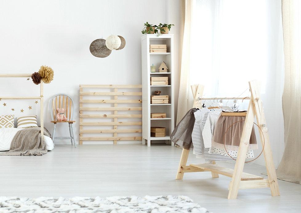 孩子的房間