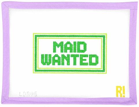 Maid Wanted