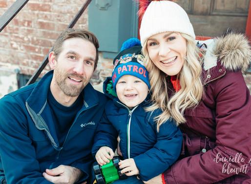 A Day in the Life Family Film w/ Courtney Brennan | Danielle Blewitt, Family Film Maker