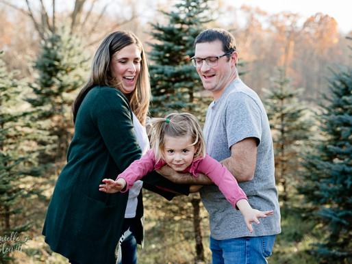 Christmas Tree Farm Photos | D Family
