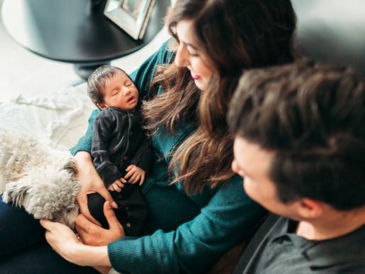 Dante Michael | Pittsburgh Newborn Photographer | Newborn Photos & Film