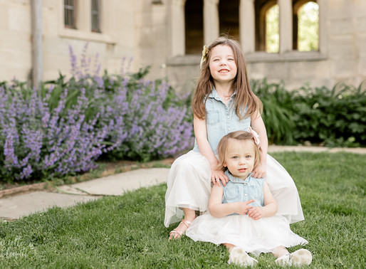 Amelia Turns One | First Birthday Photos at Hartwood Acres Mansion
