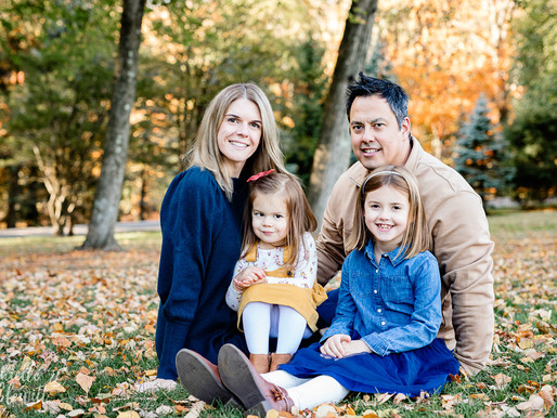 Fall Mini Session at Hartwood Acres | S Family