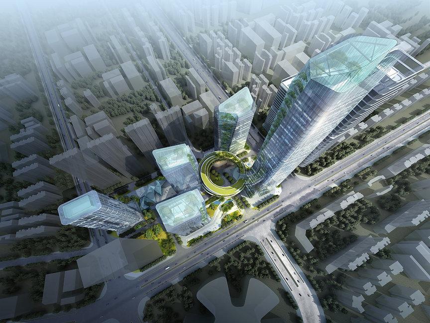 Jinan Big Data Center