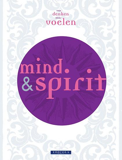 Van denken naar voelen - mind&spirit notebook
