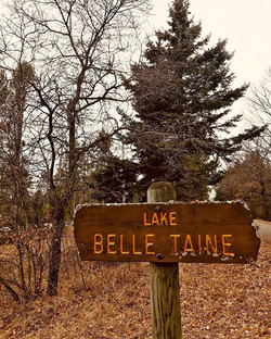 Come enjoy the BEAUTIFUL Lake BelleTaine