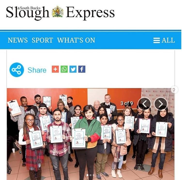 Slough Express