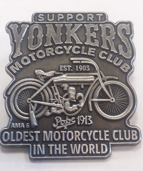 Yonkers MC Support Pin