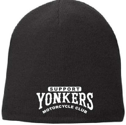 Yonkers Support  Beanie