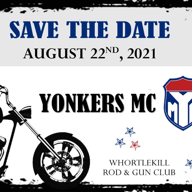 Yonkers MC 43rd Annual Joe Cool Anniversary Memorial Run