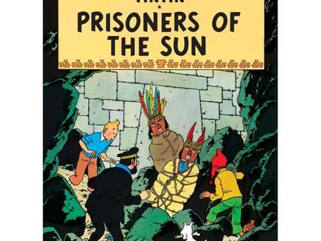 Tintin & the AstraZeneca Tribe
