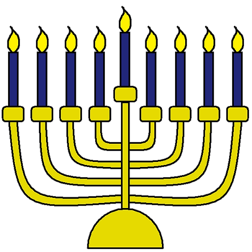 2018 Hanukkah Party - Non-Member