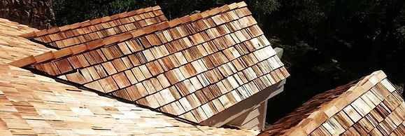 Wood Shingle And Shake Roof