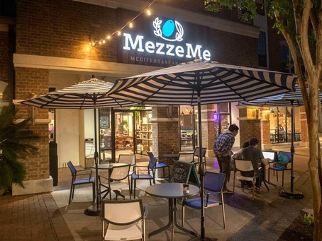 MezzeMe made it to FIRST PLATES  2018