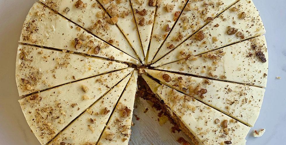 CARROT CAKE X2 PIECES
