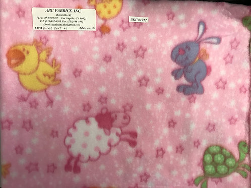 Fleece Prints # 1712