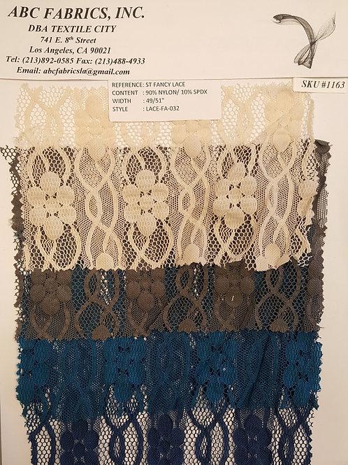 ST Fancy Lace # 1163