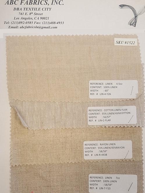 Linen # 1522