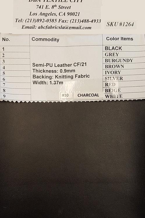 Semi PU Leather # 1264