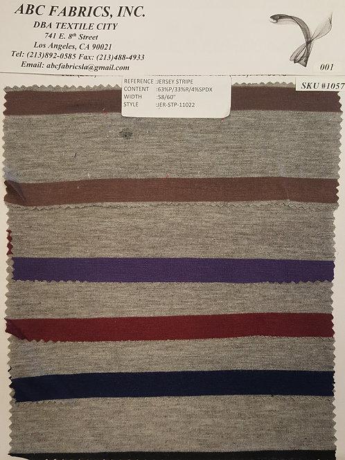 Jersey Stripe # 1057